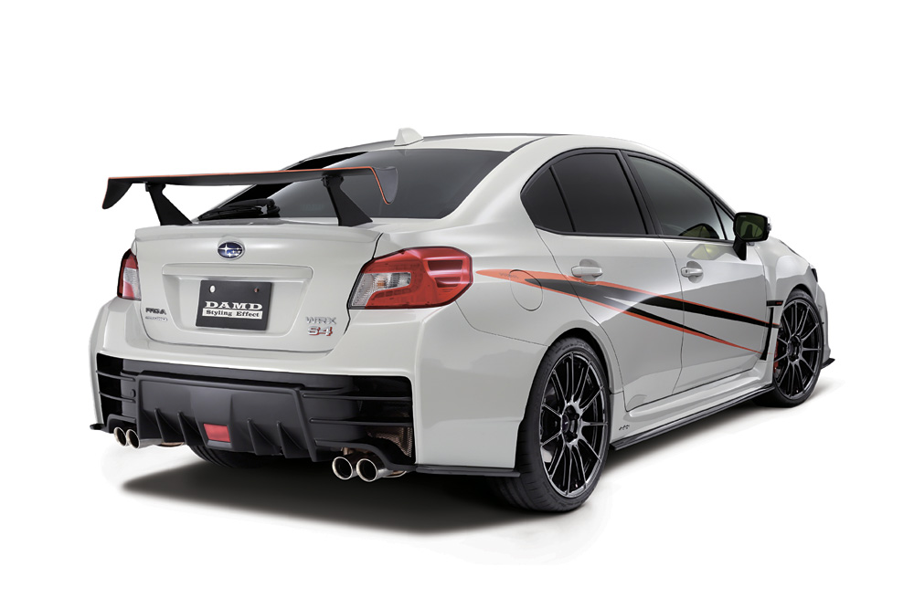 damd body kit 2015 wrx sti check out those fenders nasioc. Black Bedroom Furniture Sets. Home Design Ideas