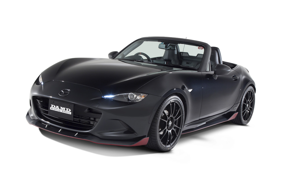 ROADSTER DARK KNIGHT|MAZDA