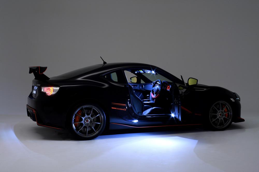 Brz Black Edition Subaru エアロパーツ、ドレスアップのダムド Damd Inc