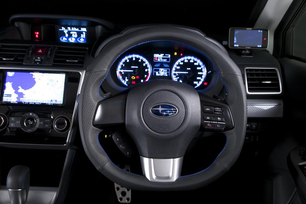 Levorg Progressive Subaru エアロパーツ、ドレスアップのダムド Damd Inc